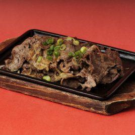 Beef Teppanyaki<br>和風鐵板燒牛肉