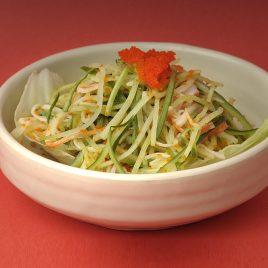 Crab/Fish Roe Salad<br>蟹肉蟹子沙律