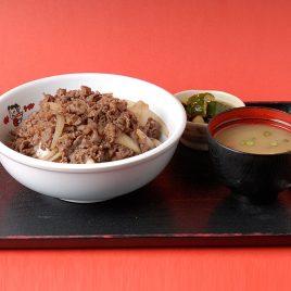 Ajisen Beef Rice Set<br>味千牛丼飯定食
